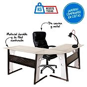 Sillas de oficina: el complemento de tu escritorio ideal | Sodimac