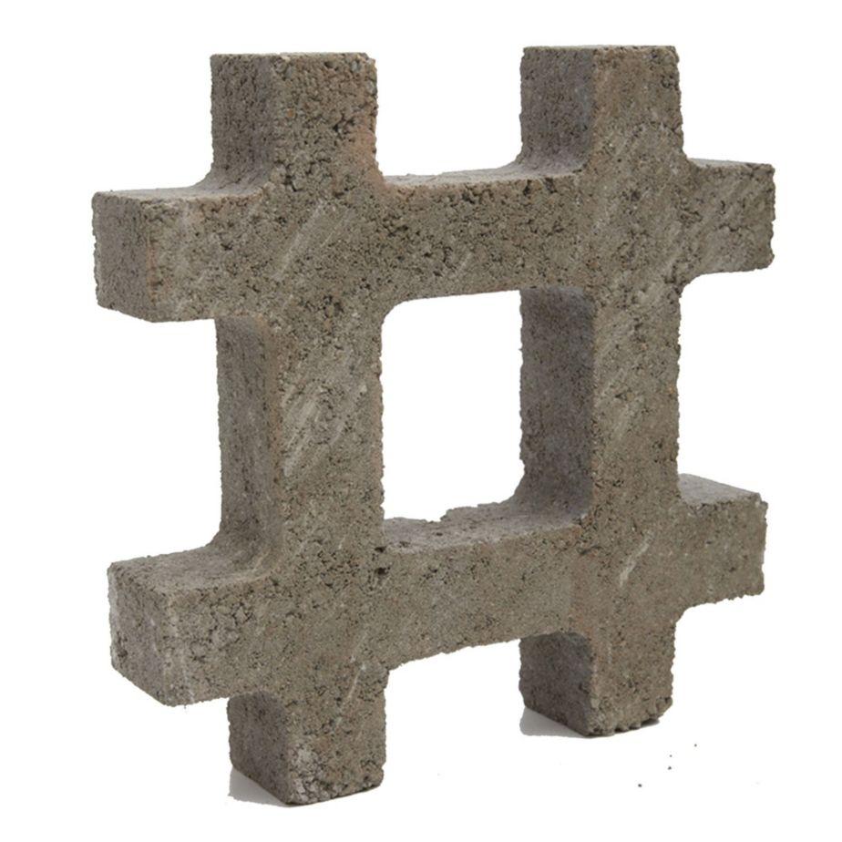 Bloques de cemento para cesped images - Bloques para cesped ...