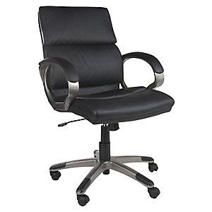 Cadeira Executiva Milan Preta