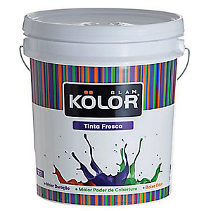 Tinta Acrílica Fosco Glam Kolor