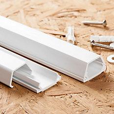 Canaleta PVC e Conexões