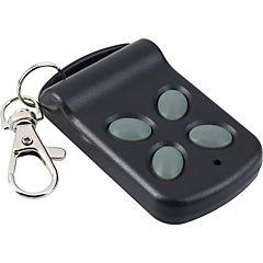 Control remoto para portón eléctrico negro