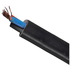 Cable multiflex 3x14 AWG 1 kV Negro