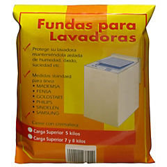 Funda lavadora carga superior 5-6 kilos