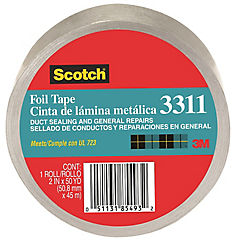 Cinta de aluminio 3311