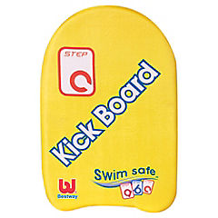 Flotador kickboard espuma amarillo