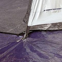 Piso para camping 2.6x2.3 azul
