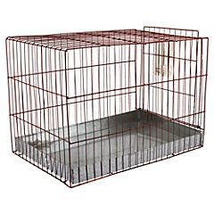 Jaula para conejo 38x59x40 Dormitorio grande