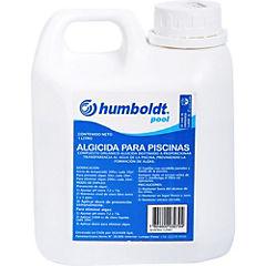 Algicida 1 litros para piscinas
