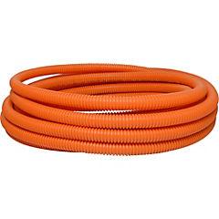 Tubo corrugado 20 mm 10 m PVC