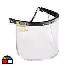 Protector facial para casco SteelPro