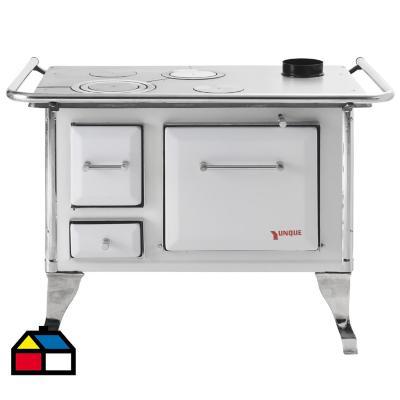 Cocina a leña Tradicional 90x60 - Sodimac.com