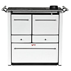 Cocina a leña Aurora 84x56x84