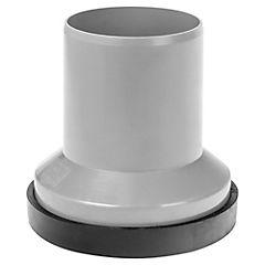 Adaptador fijo para WC PVC 110 mm
