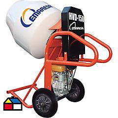 Betonera Volteo 150 lts Manual-Gasolina