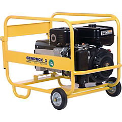Generador eléctrico a gasolina 7000 W
