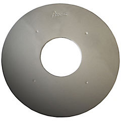 Tapacielo circular 6 pulg. /450mm