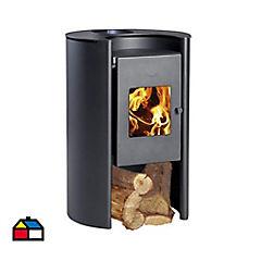 Calefactor a leña