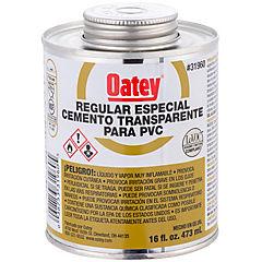 Adhesivos para PVC Profesional rápido 473 ml