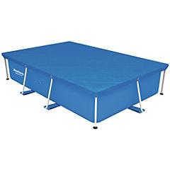 Cobertor para piscina rectangular 2.59x1.70 metros