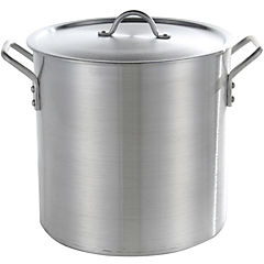 Fondo aluminio 15 litros Gris