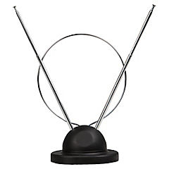 Antena con base rabbit