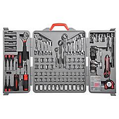 Set de herramientas mecánicas 145 piezas