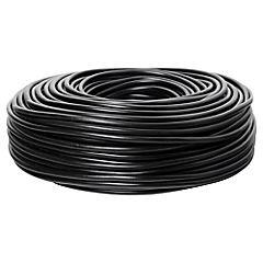 Cordón HO5VV-F 3X1,50mm negro 100m
