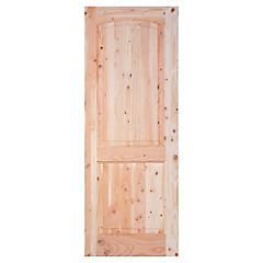 Puerta Trancura pino oregón 200x90x4,5cm