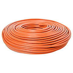 Cordón 3x1,50 mm 100 m metro lineal Naranjo