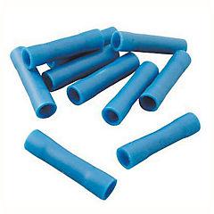 Terminal unión azul 10 unidades