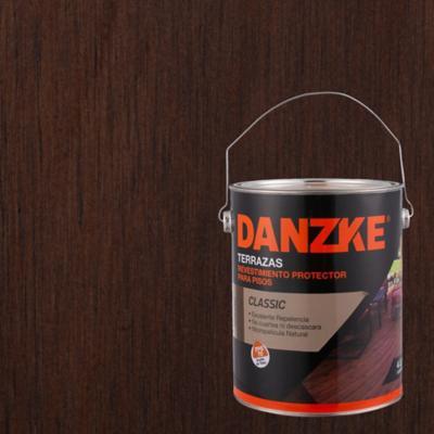 Protector de madera terrazas 4 litros for Sodimac terrazas chile