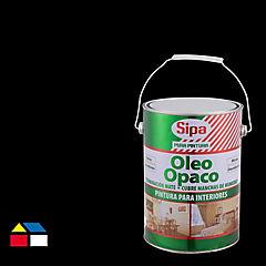 Óleo Opaco 1 galón Negro