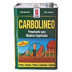 Lata 17 lt Carbolineo
