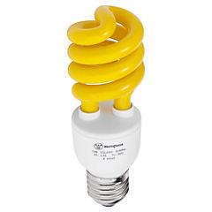 Ampolleta ahorro 13 Watts Luz Amarilla Espiral