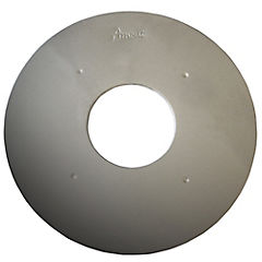 Tapacielo galvanizado 6 pulgadas/450mm