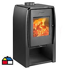 Calefactor leña Nordic 450
