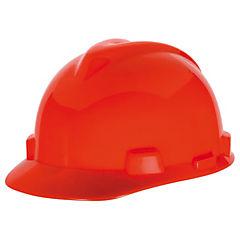Casco de seguridad V-Gard rojo