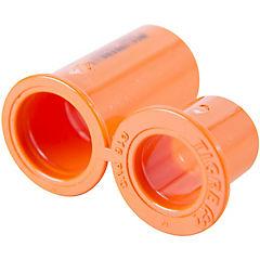 Set de salidas de cajas 16 mm PVC 10 unidades