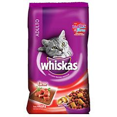 Alimento seco para gatos carne 1 kilo
