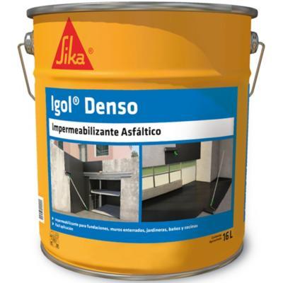 Pintura asf ltica impermeable igol denso - Catalogo pinturas bruguer ...