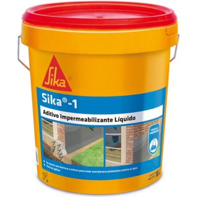 Sika 1 for Productos sika para piscinas