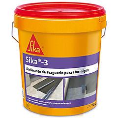 Tineta 18 lt Aditivo controlable del fraguado del cemento Sika 3