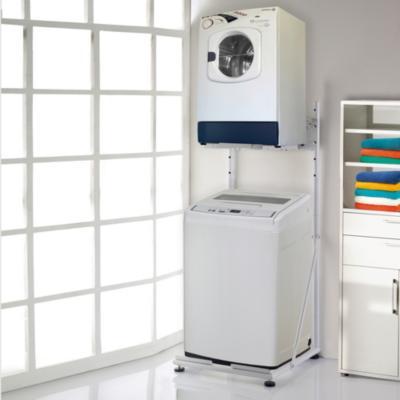 Mueble lavadora secadora dise os arquitect nicos for Mueble lavadora secadora