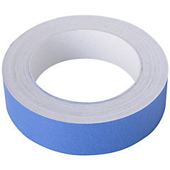 21 mm 10 m Tapacanto melamina corriente azul soft,