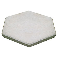 Pastelón 37 x 32 x 4 cm Hexagonal