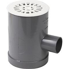 110 x 50 x 40 mm Pileta Básica PVC Sanitario