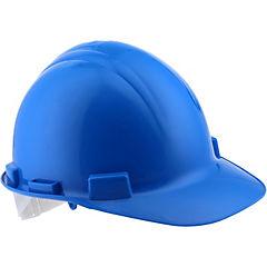 Casco de seguridad plus azul