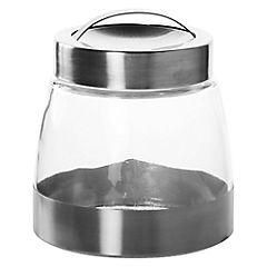 Especiero Vidrio/Acero 14 cm 950 ml
