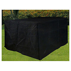 cobertor mesa rectangular + 6 sillas